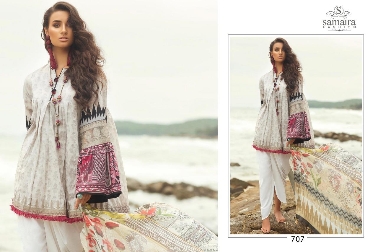 Samaira Fashion Mariya 707