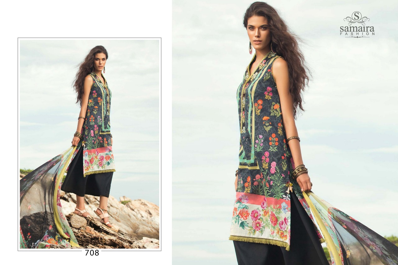 Samaira Fashion Mariya 708