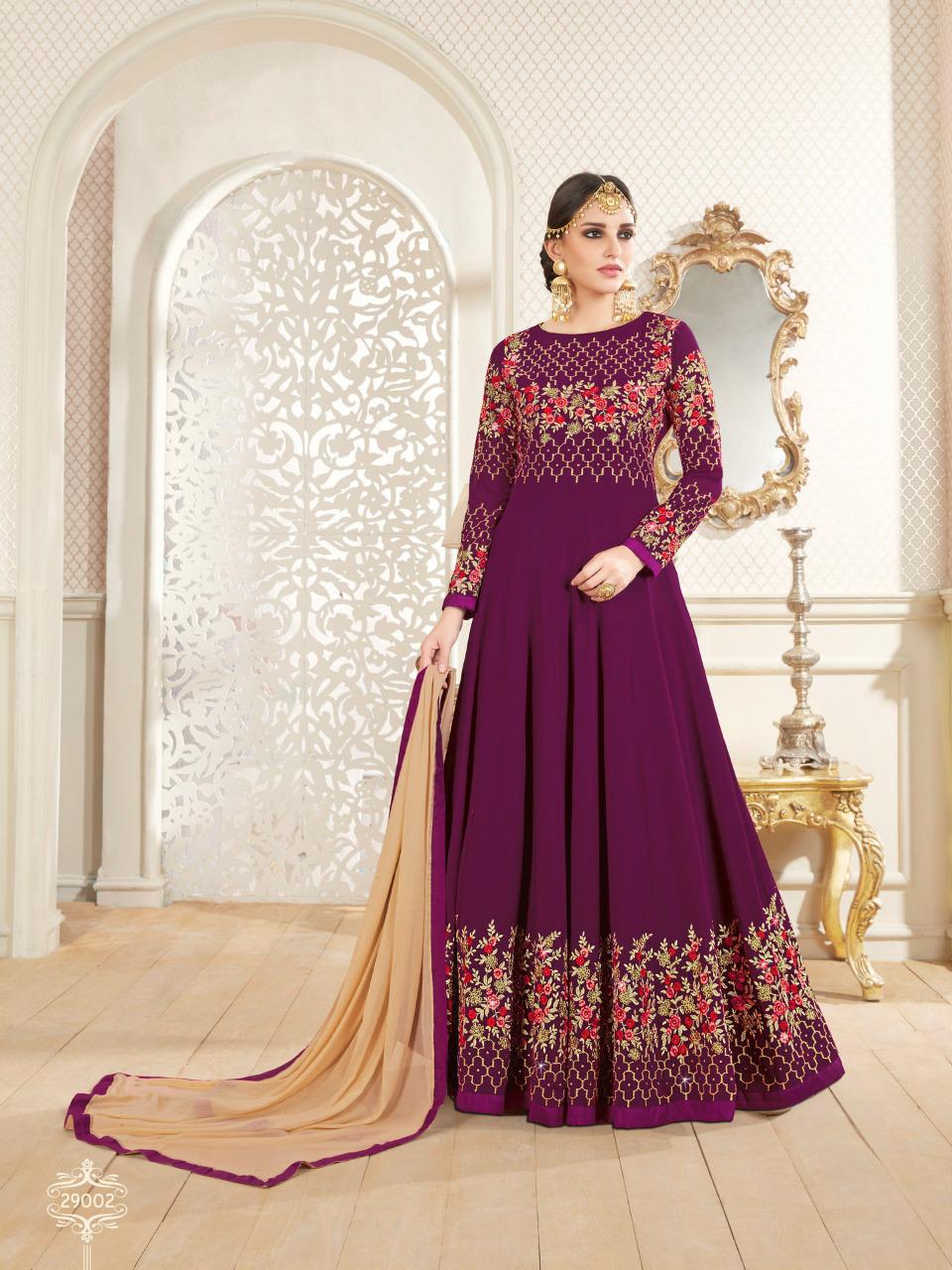 Mehak Fashion 29000 Series 29002