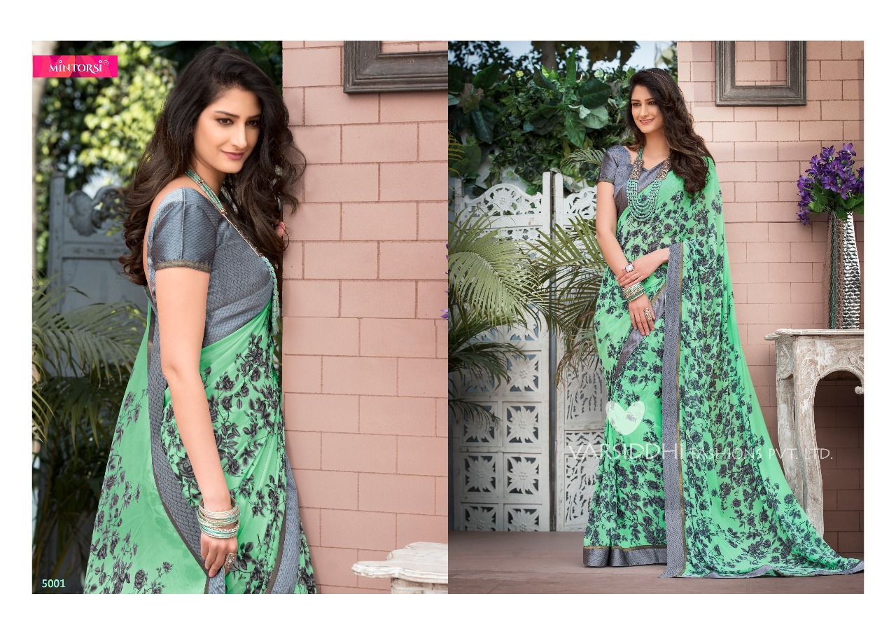 Mintorsi Varsiddhi Fashions Fashion Look 5001