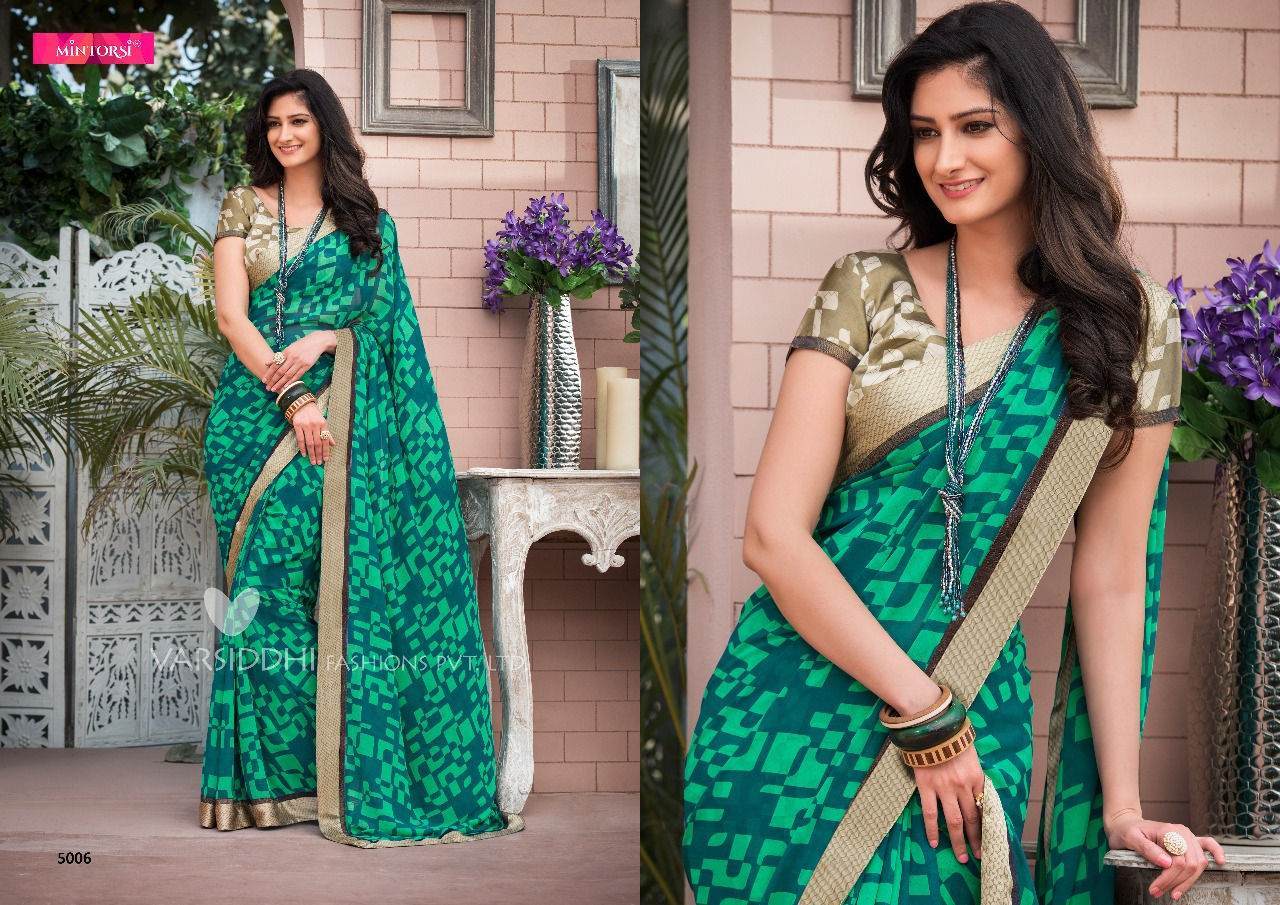 Mintorsi Varsiddhi Fashions Fashion Look 5006