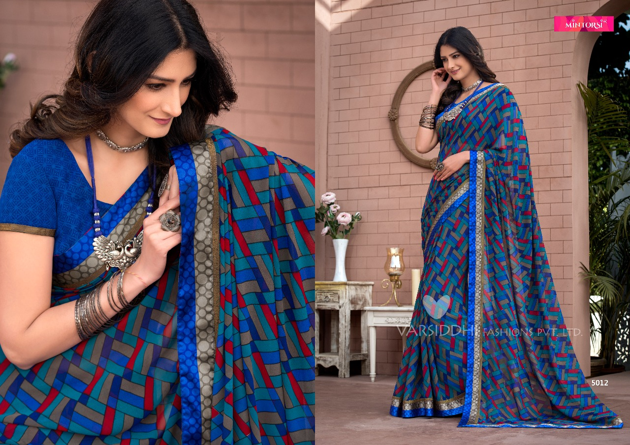 Mintorsi Varsiddhi Fashions Fashion Look 5012