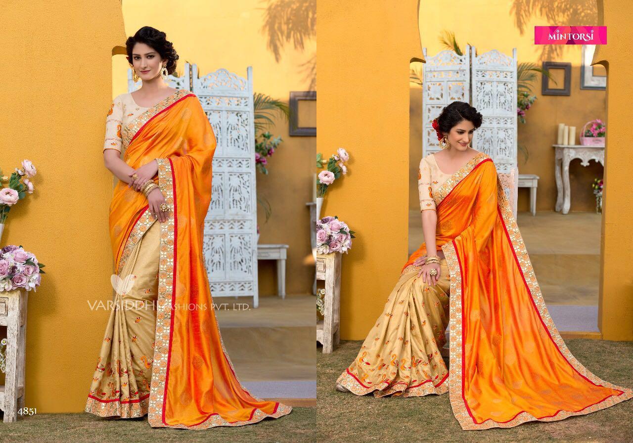 Mintorsi Varsiddhi Fashions Royal Splash 4851