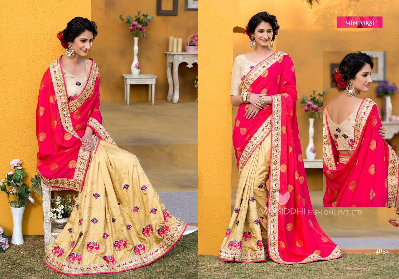 Mintorsi Varsiddhi Fashions Royal Splash 4852