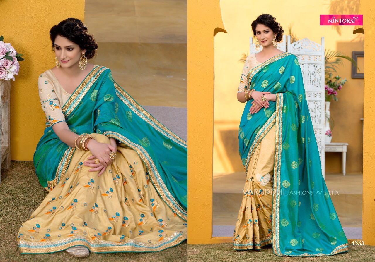 Mintorsi Varsiddhi Fashions Royal Splash 4853