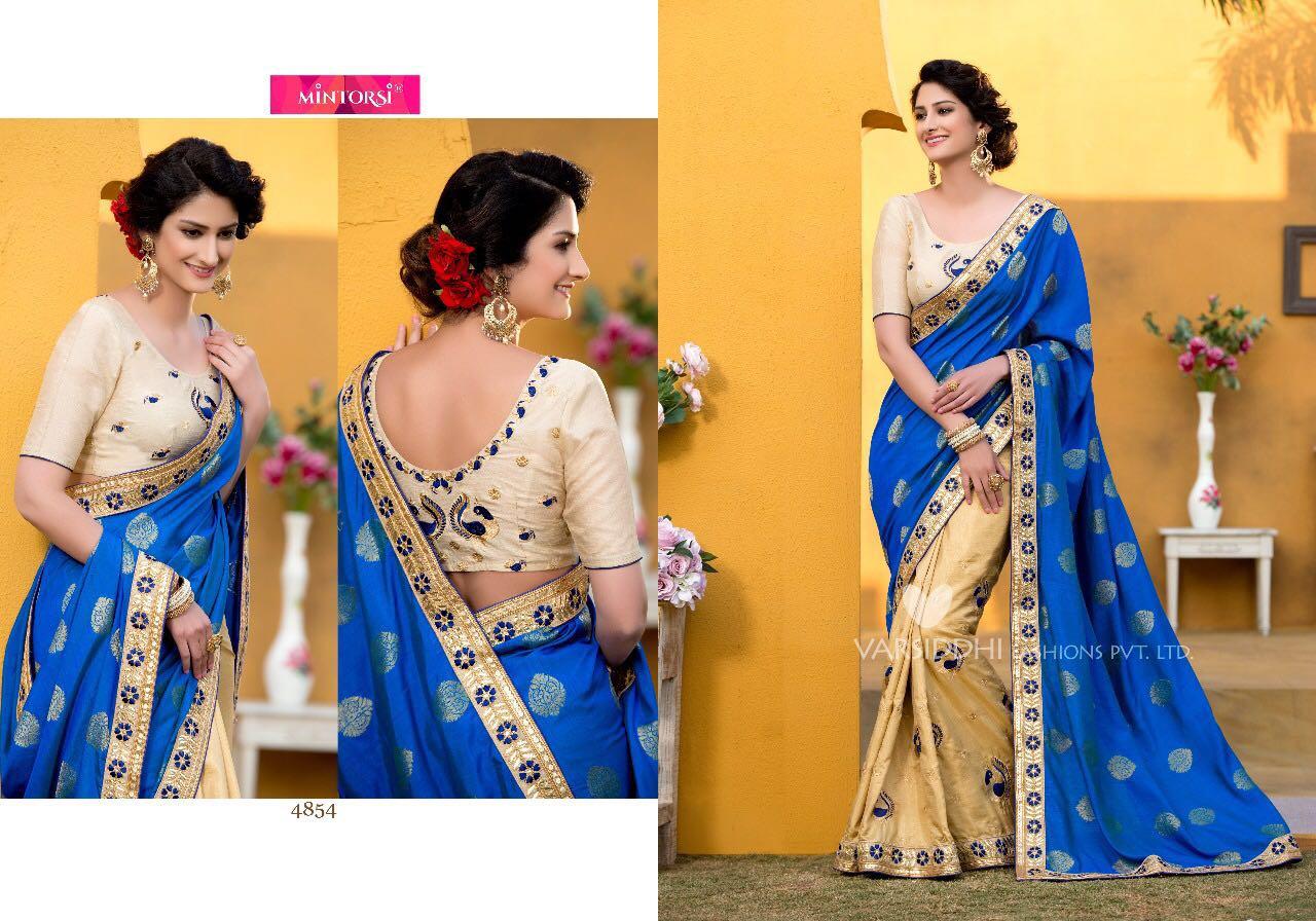 Mintorsi Varsiddhi Fashions Royal Splash 4854