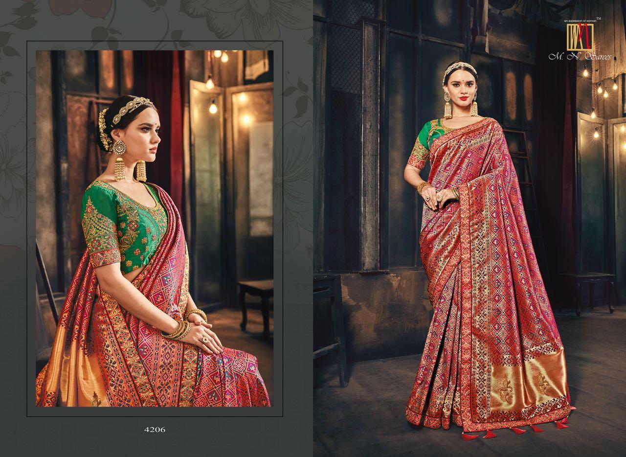 MN Sarees The Silk Heritage 4206