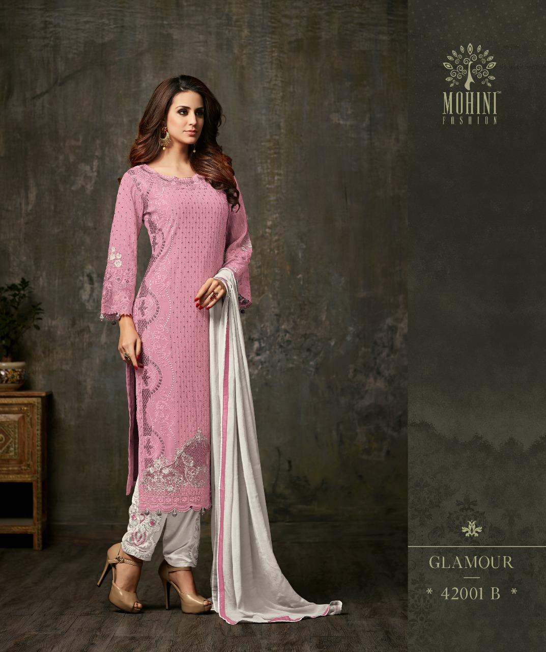 Mohini Fashion Glamour Vol 42 42001B LIGHT PURPLE