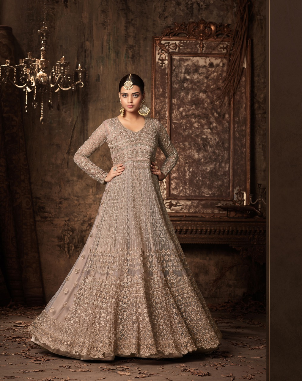 Mohini Fashions Glamour Premium Eid Collection 46001
