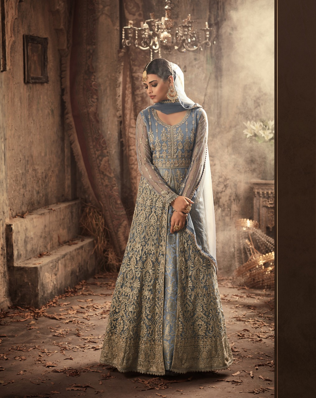 Mohini Fashions Glamour Premium Eid Collection 46002