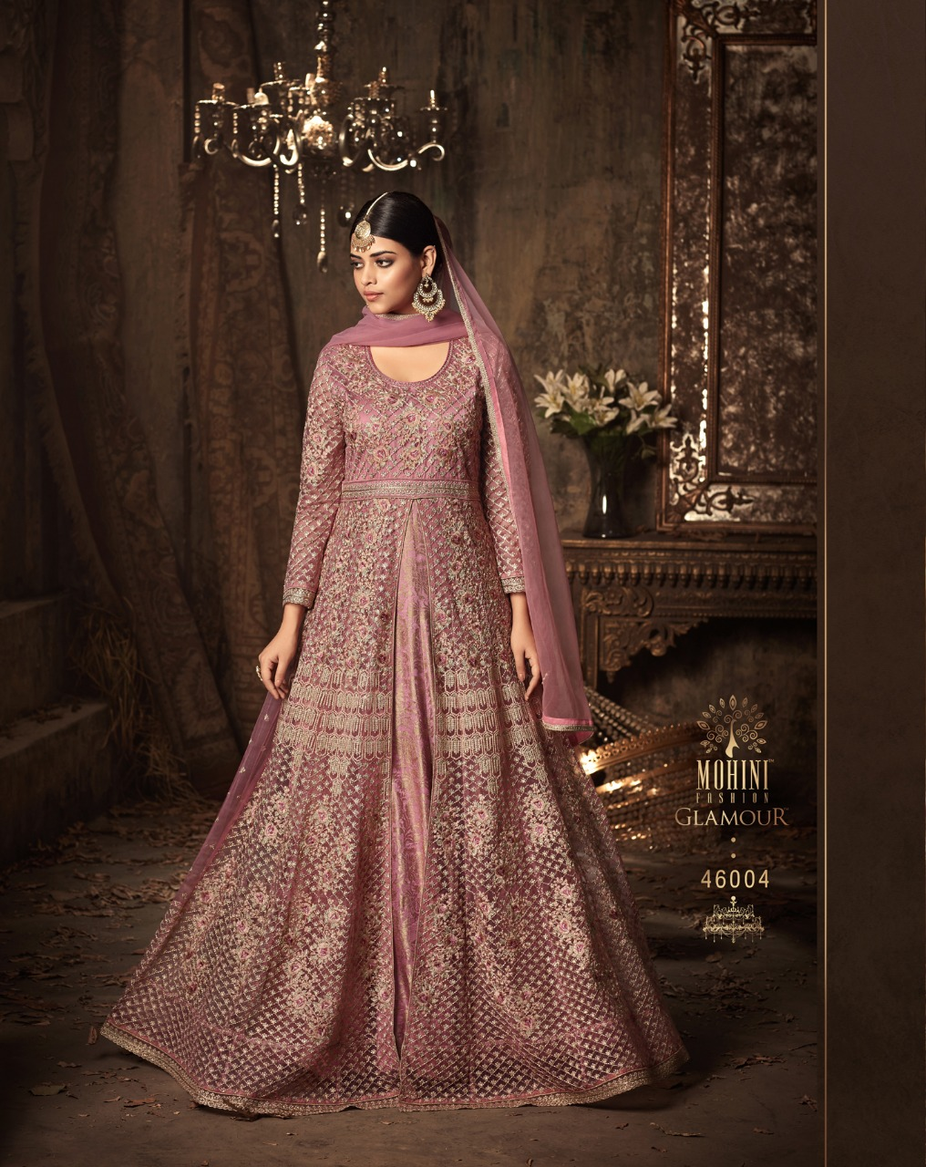 Mohini Fashions Glamour Premium Eid Collection 46004