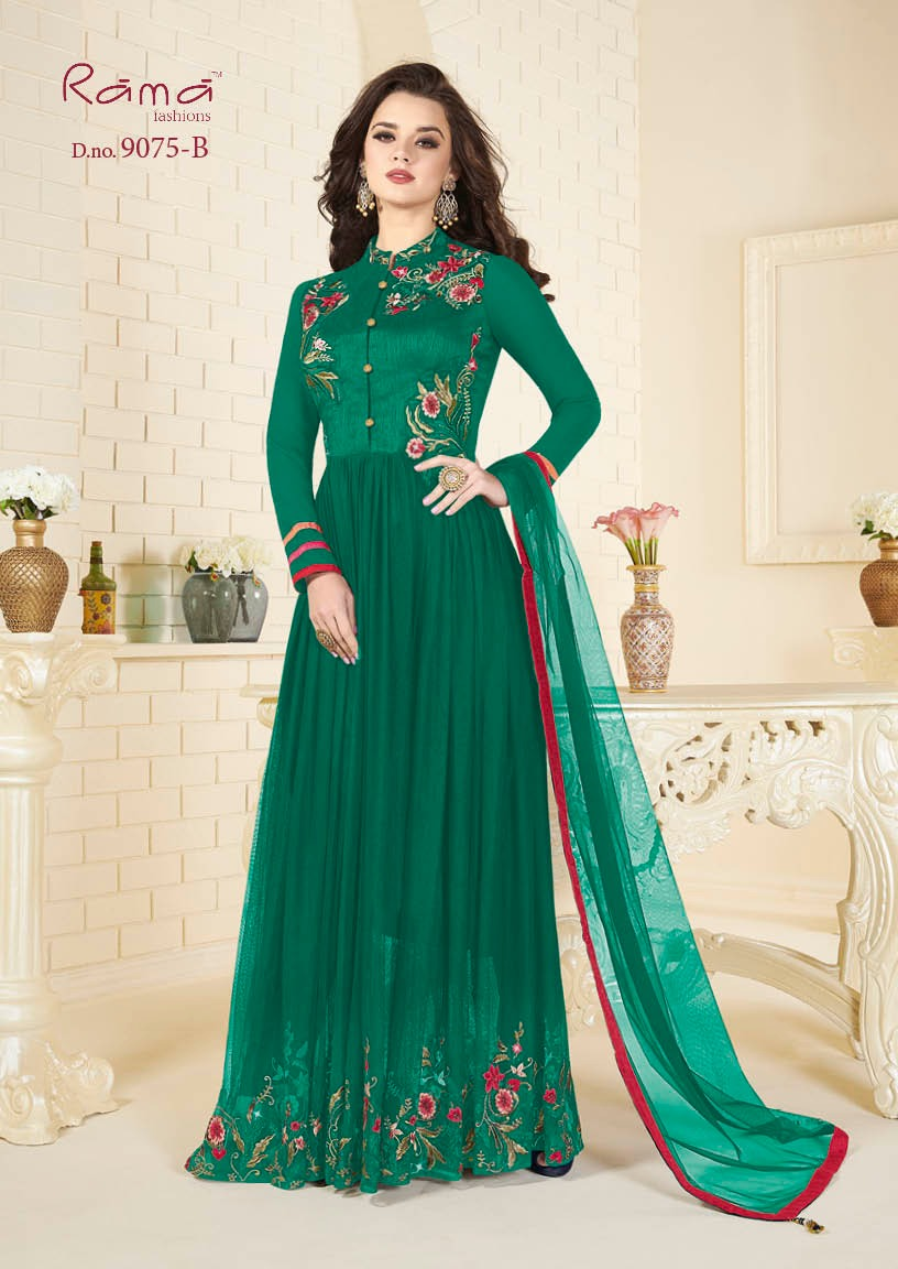 Rama Fashion Naaz 9075B