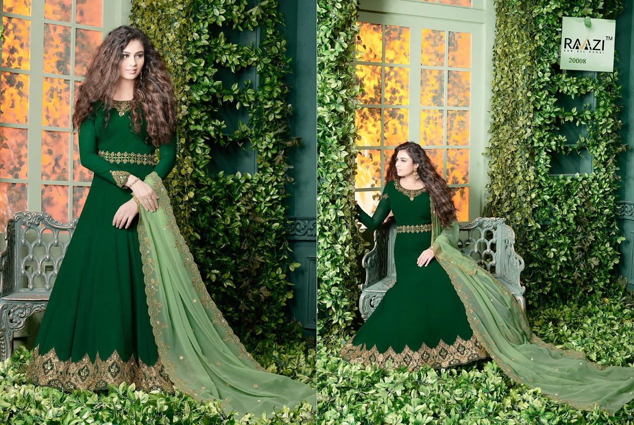 Raazi Fashion Almas 20008