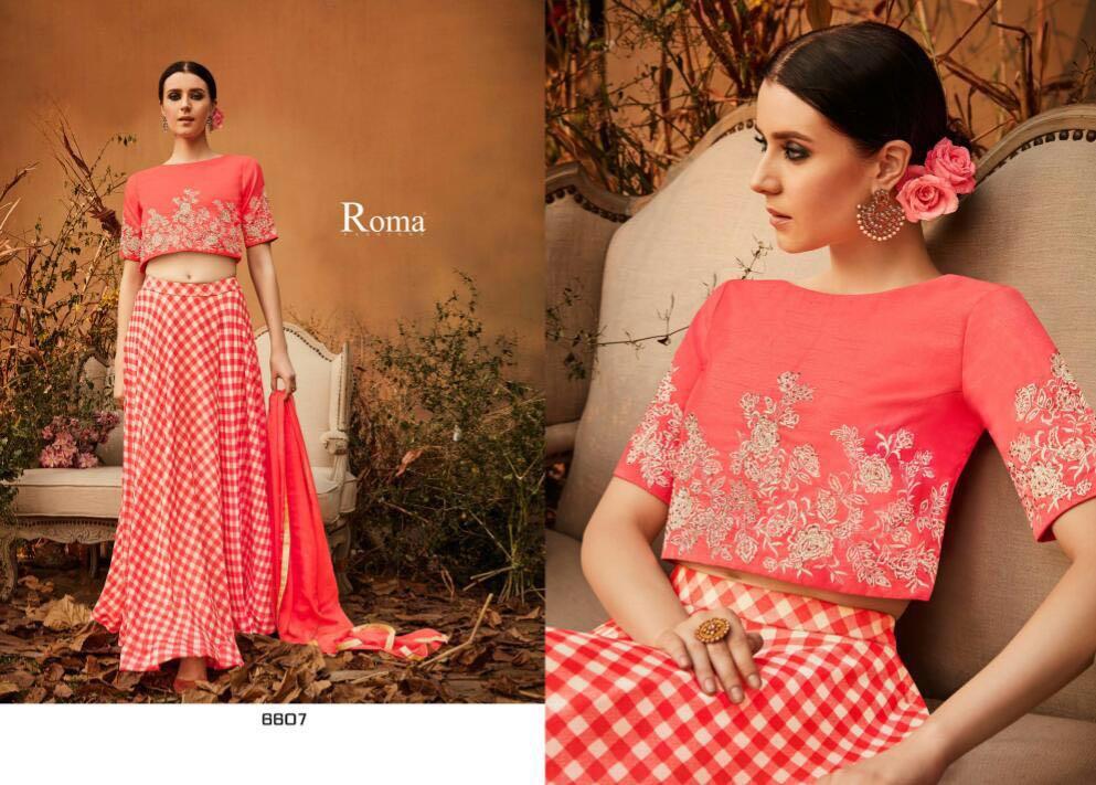 Roma Fashions Asmira 6607