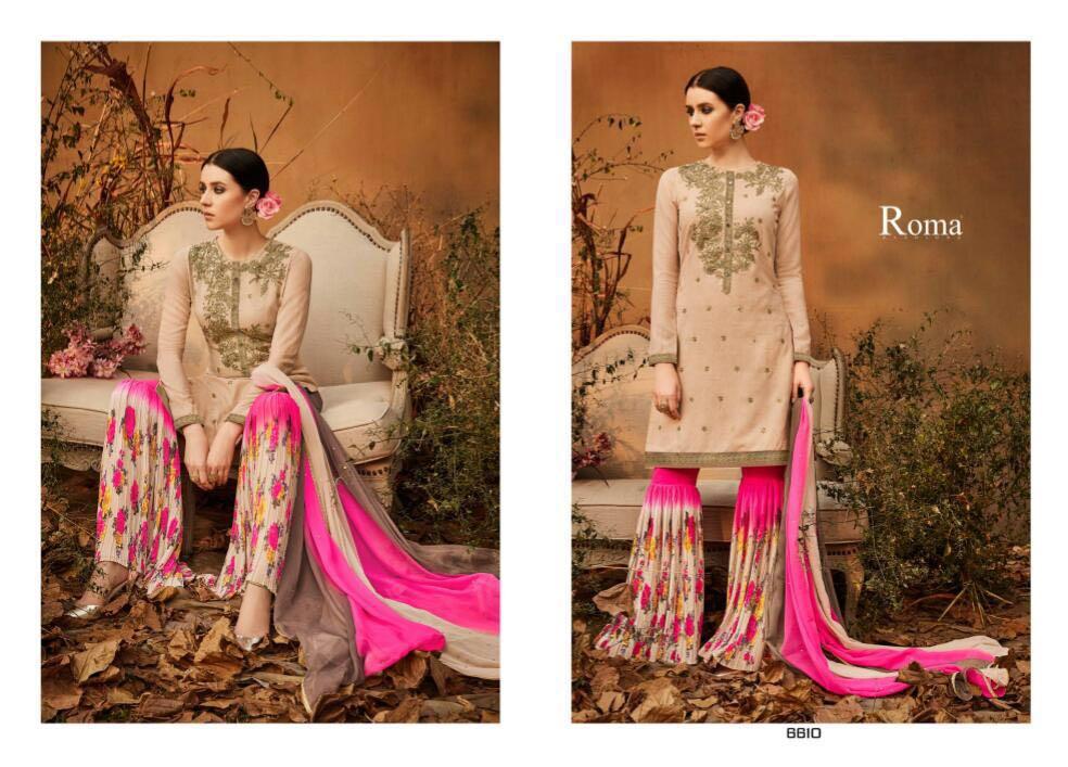 Roma Fashions Asmira 6610