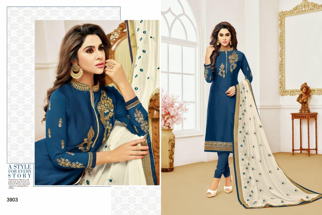 RR Fashion Khwab 3903