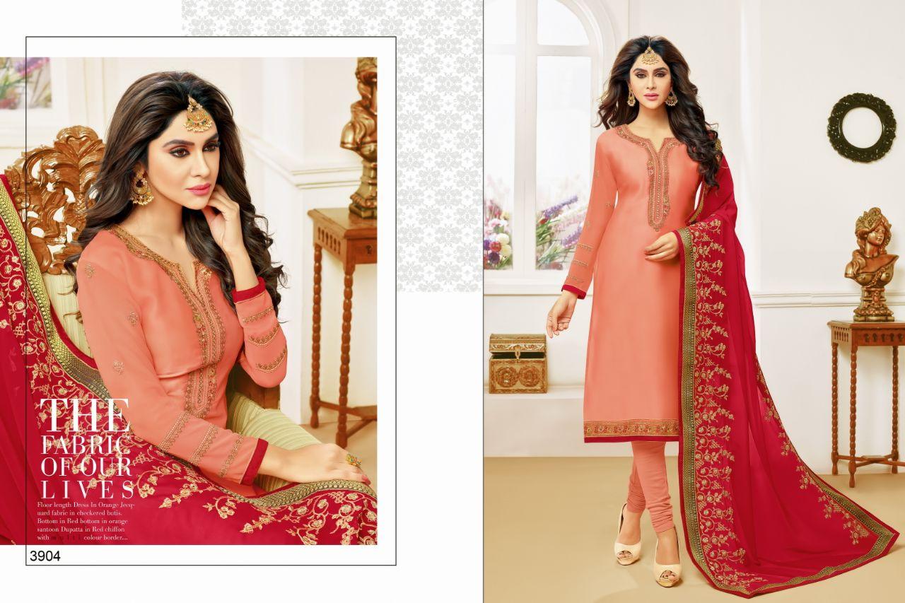 RR Fashion Khwab 3904