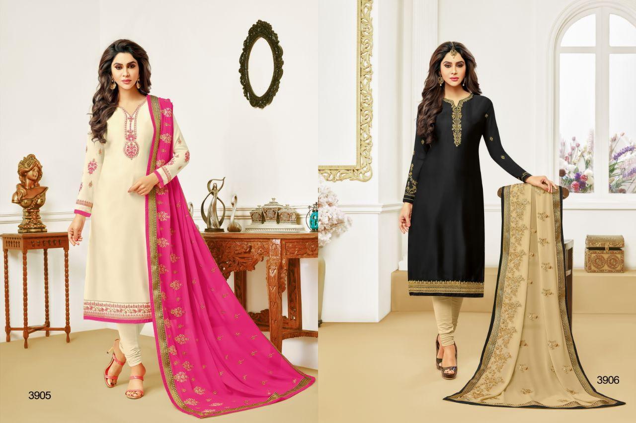 RR Fashion Khwab 3905 3906