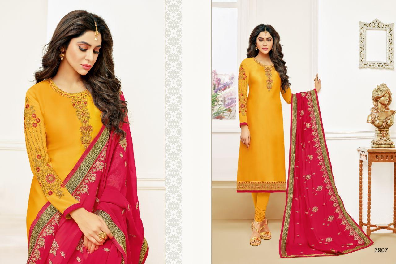 RR Fashion Khwab 3907