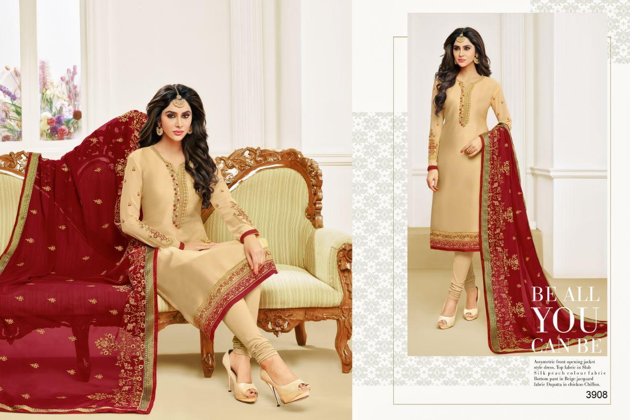 RR Fashion Khwab 3908