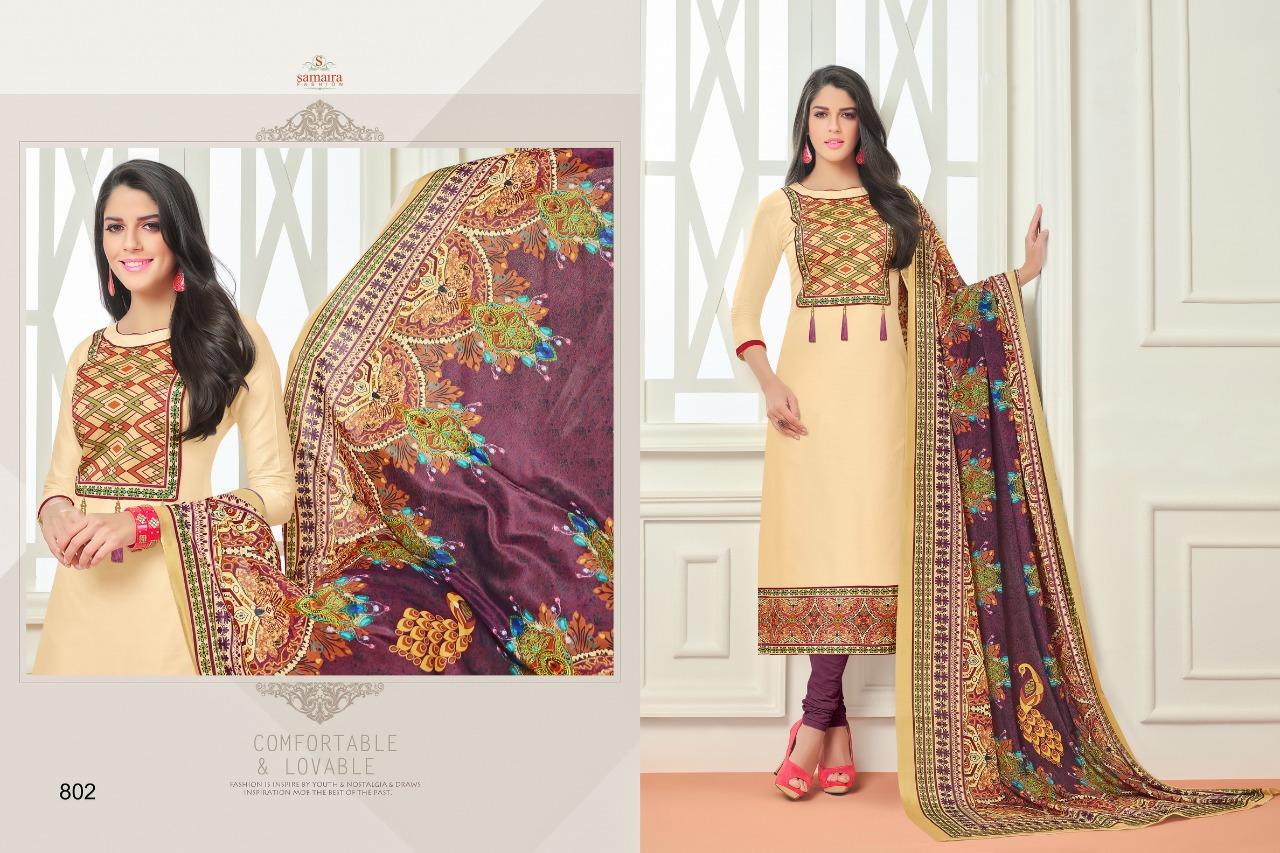 Samaira Fashion Sararara 802
