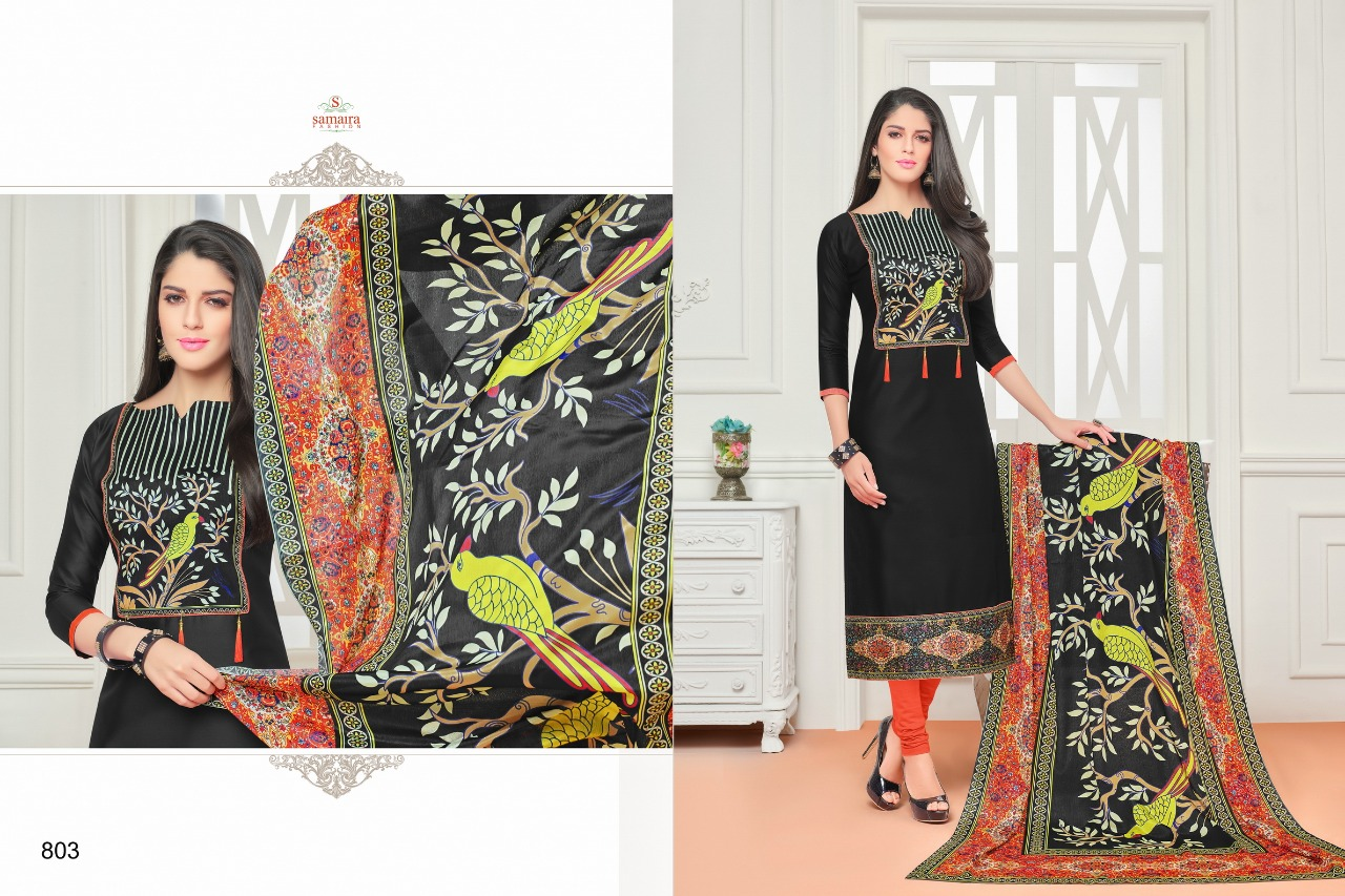 Samaira Fashion Sararara 803