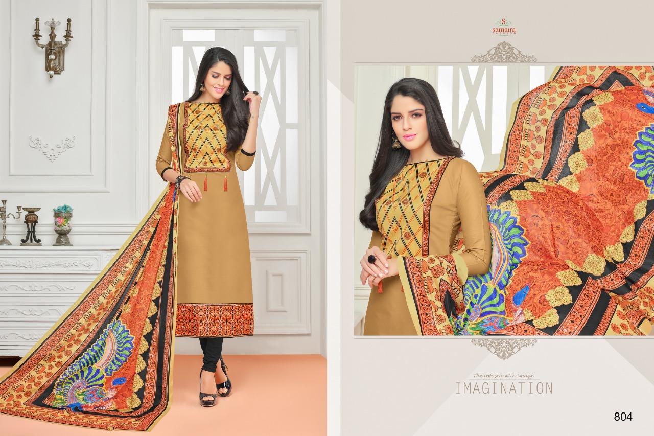 Samaira Fashion Sararara 804