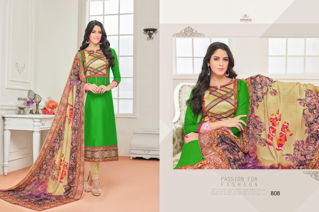 Samaira Fashion Sararara 808