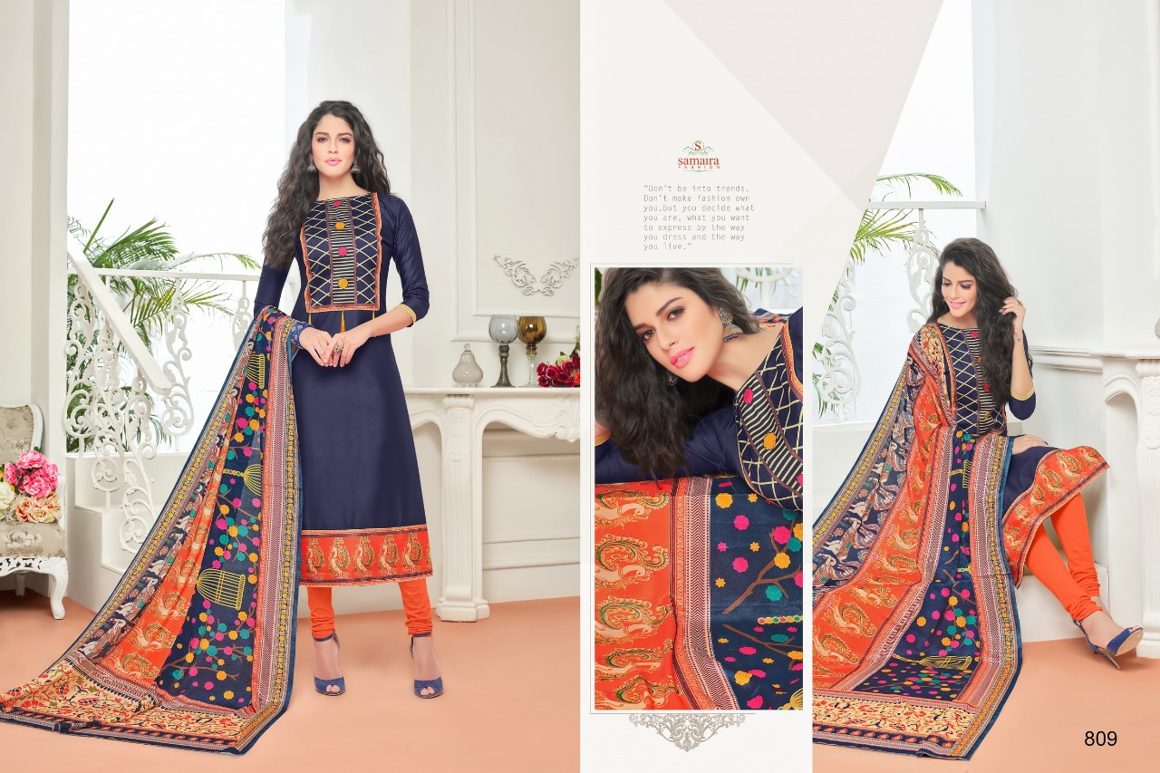 Samaira Fashion Sararara 809