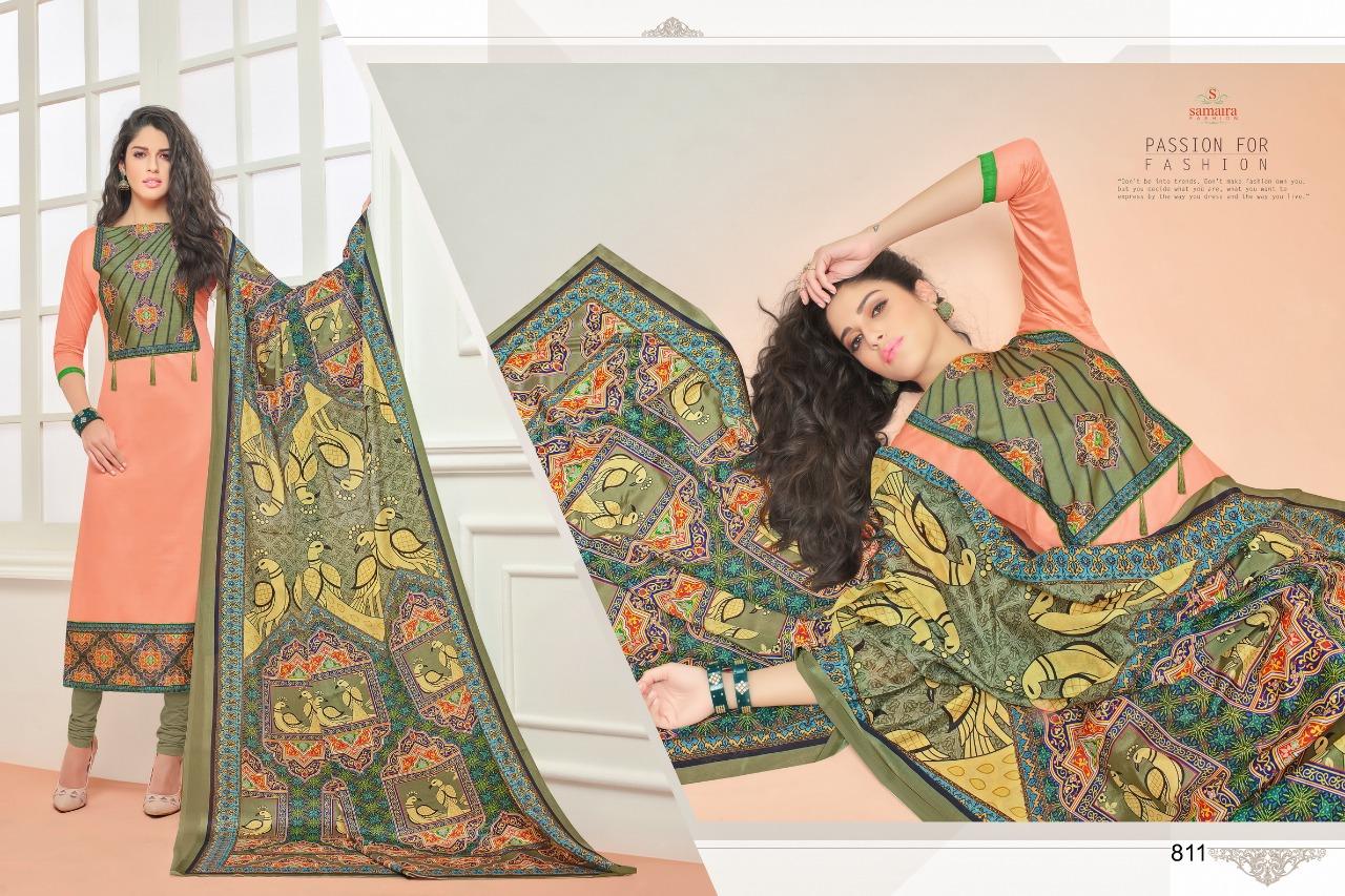Samaira Fashion Sararara 811