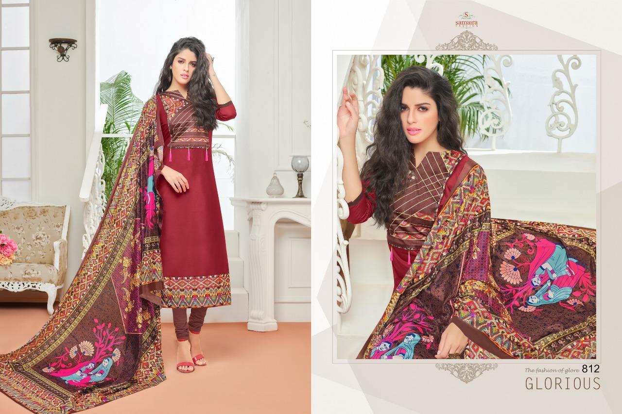Samaira Fashion Sararara 812