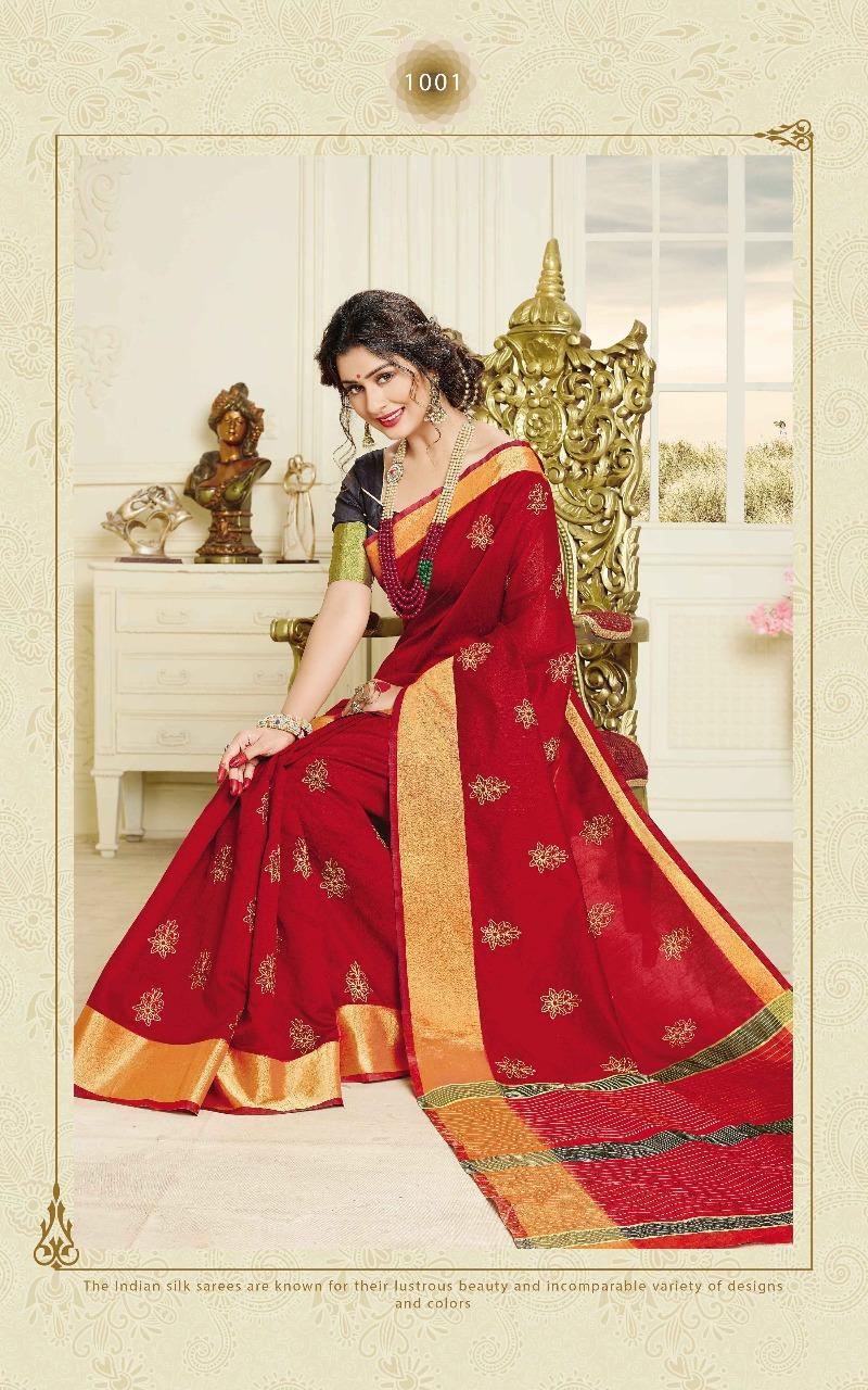 Sangam Sadhna Silk 1001