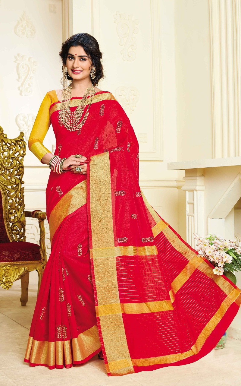 Sangam Sadhna Silk 1006
