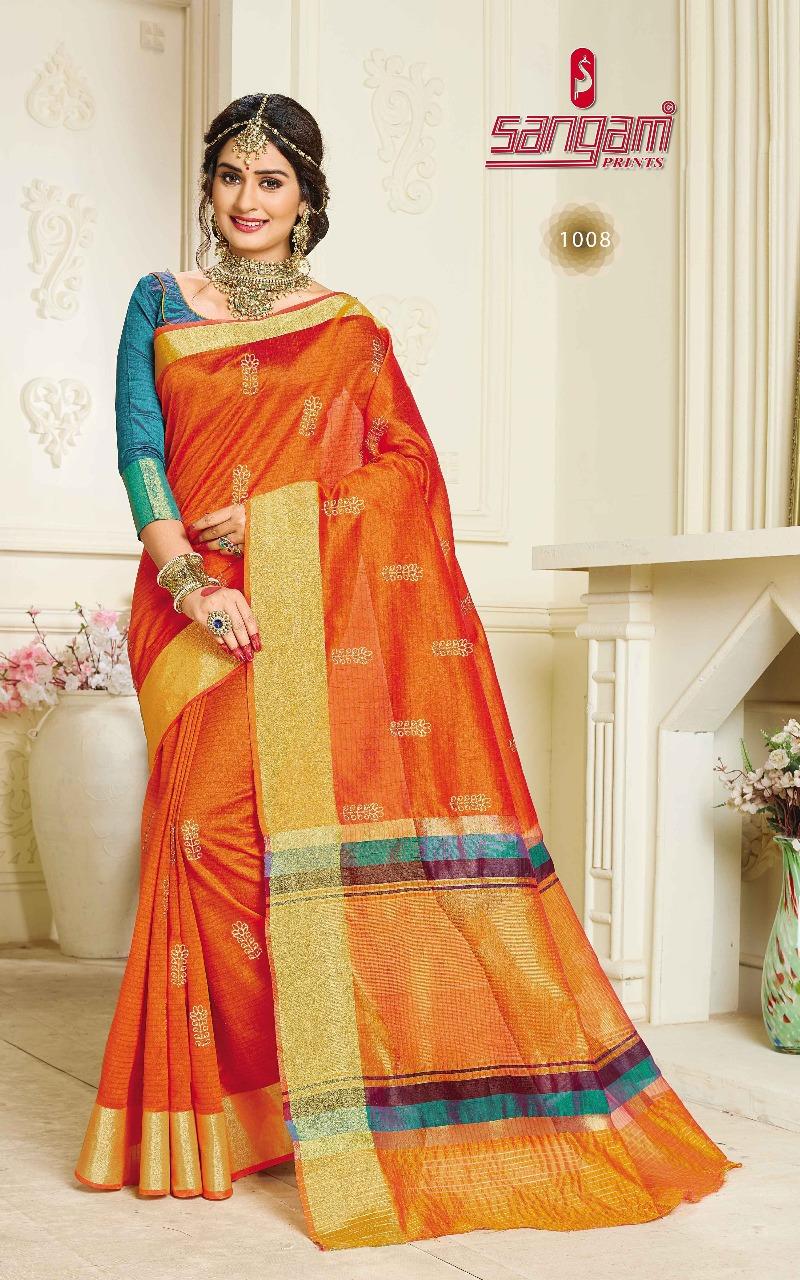 Sangam Sadhna Silk 1008