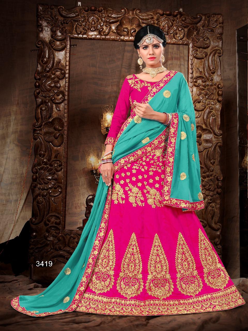 Sanskar Style Majestic 3419