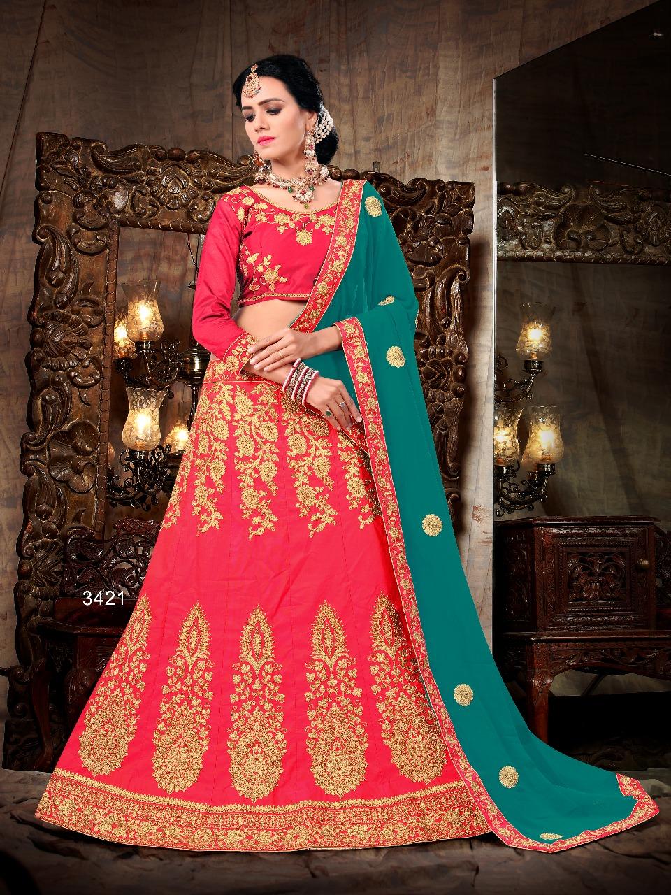 Sanskar Style Majestic 3421