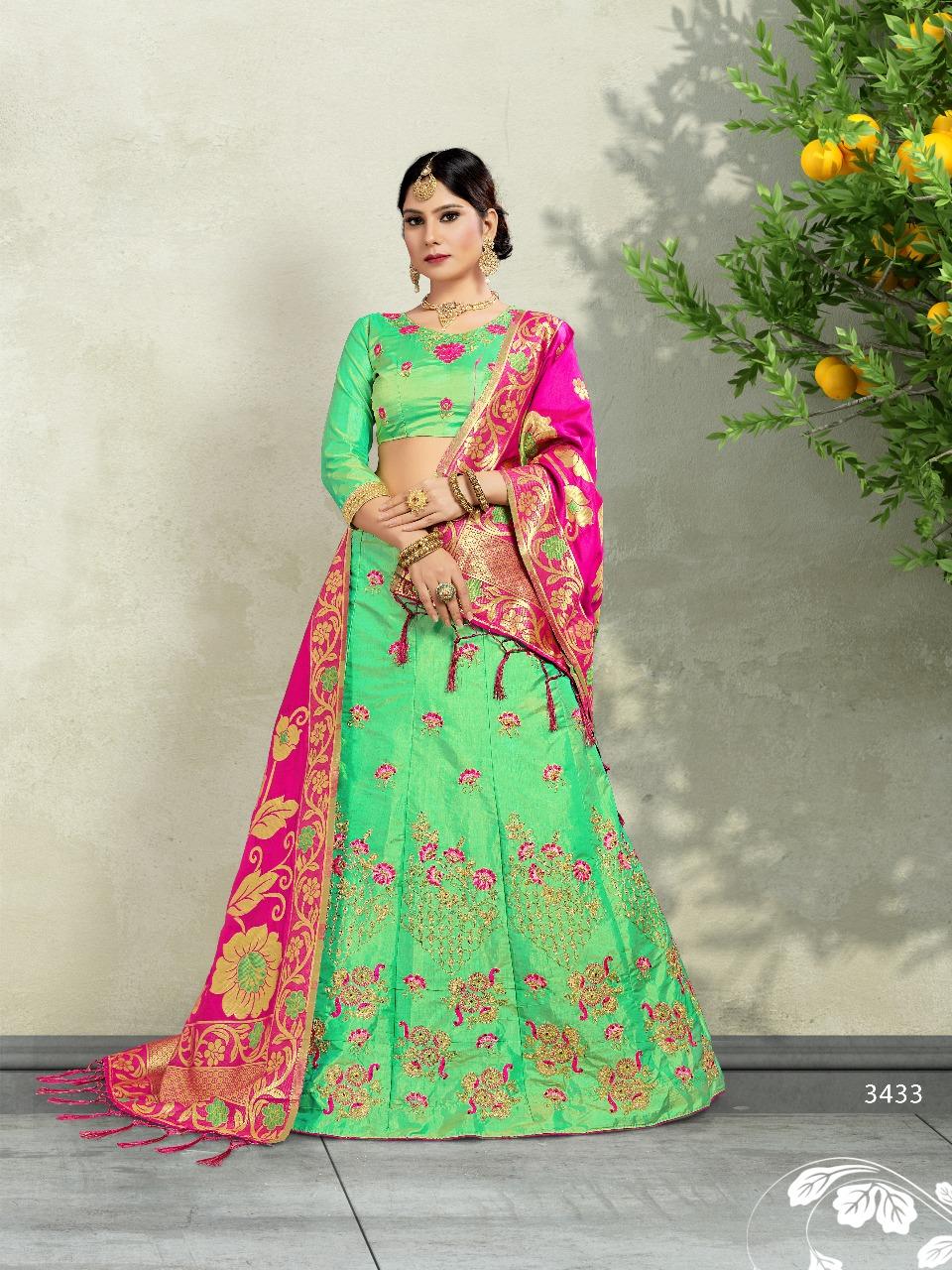 Sanskar Style Weaves 3433