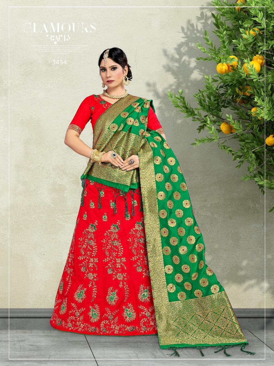 Sanskar Style Weaves 3434