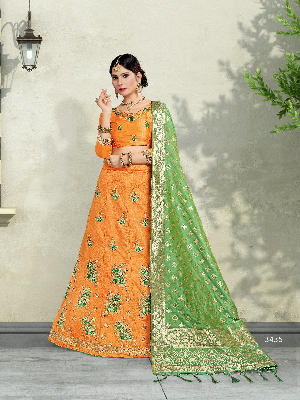 Sanskar Style Weaves 3435