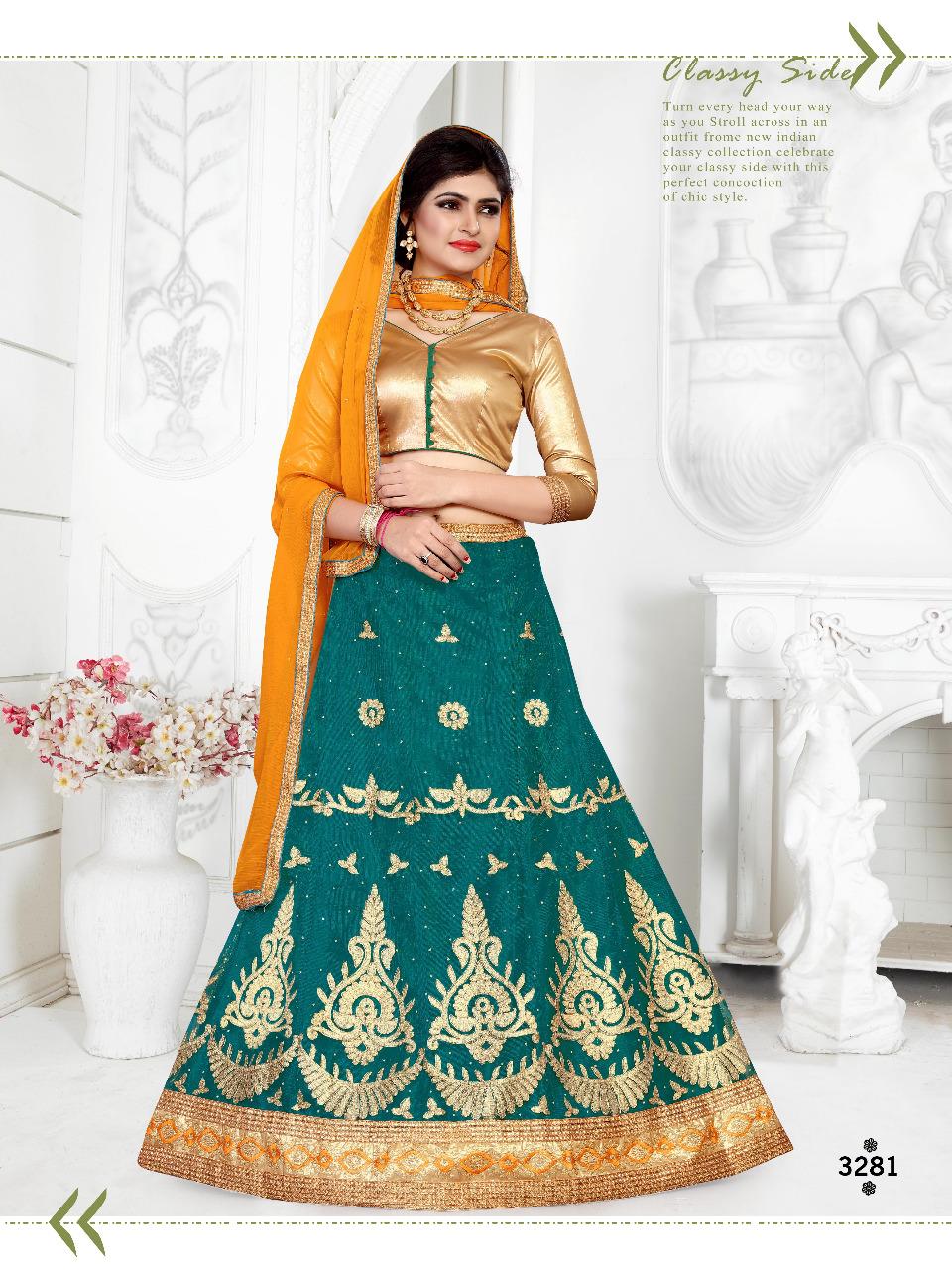 Sanskar Style Kanghna 3281