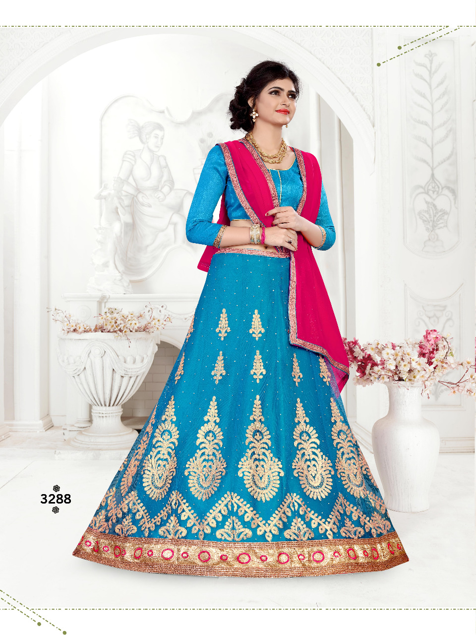 Sanskar Style Kanghna 3288