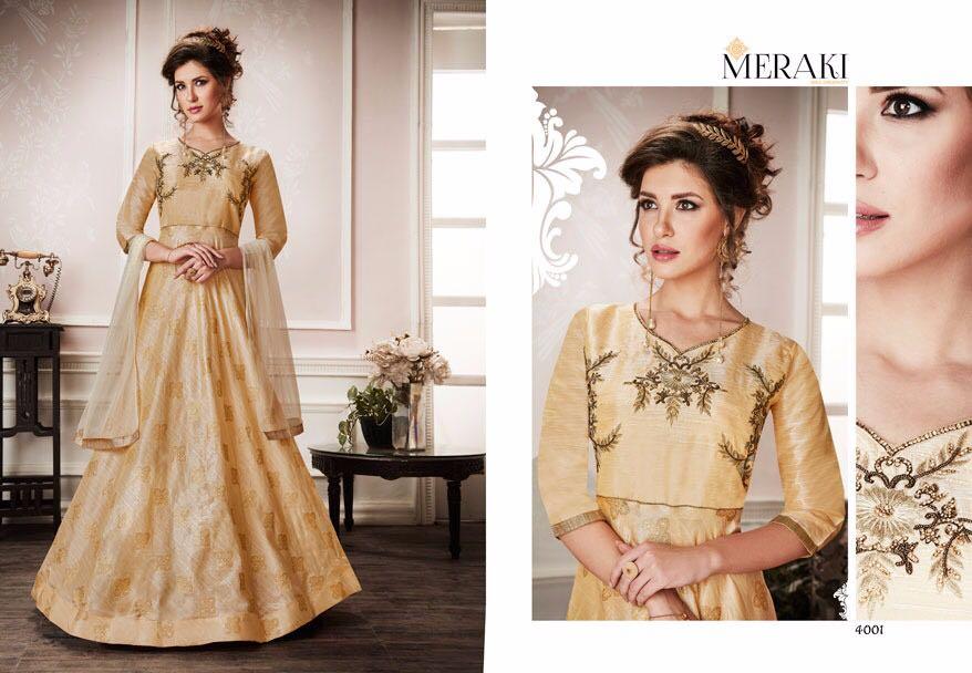 Sanskar Style Meraki Maher 4001