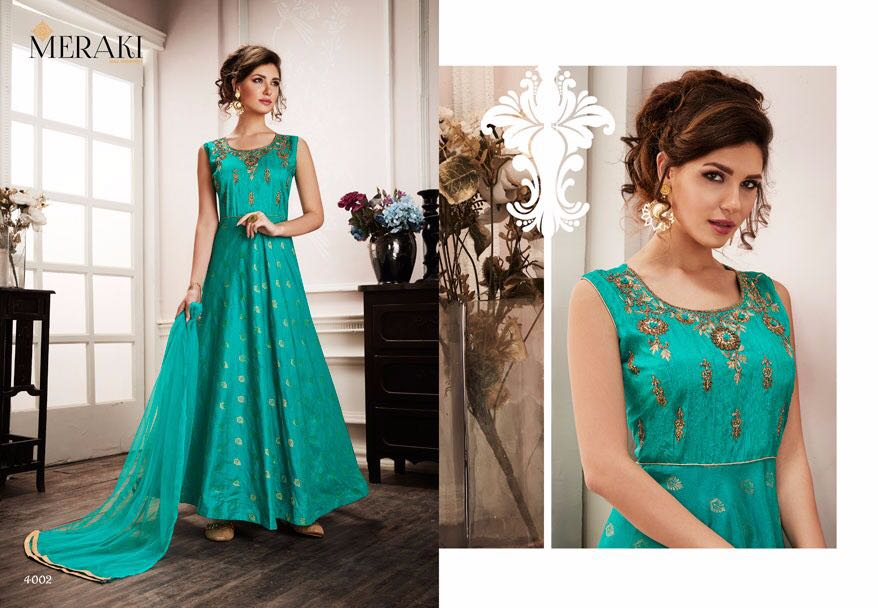 Sanskar Style Meraki Maher 4002