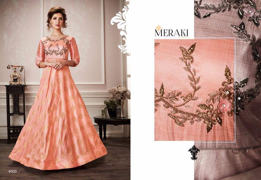 Sanskar Style Meraki Maher 4003