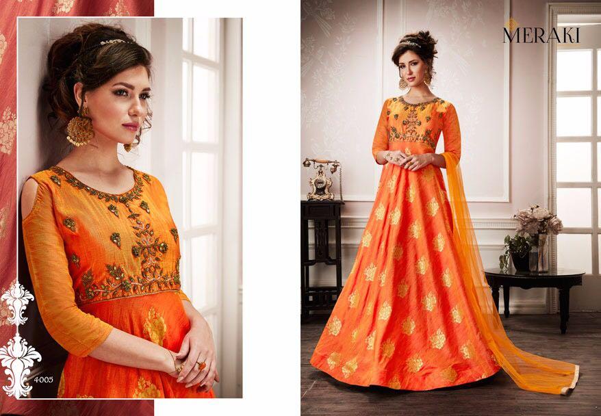 Sanskar Style Meraki Maher 4005