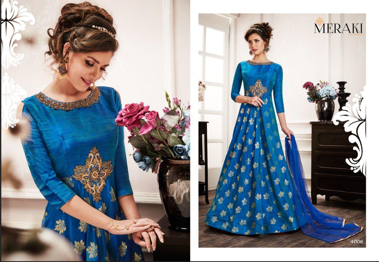 Sanskar Style Meraki Maher 4006