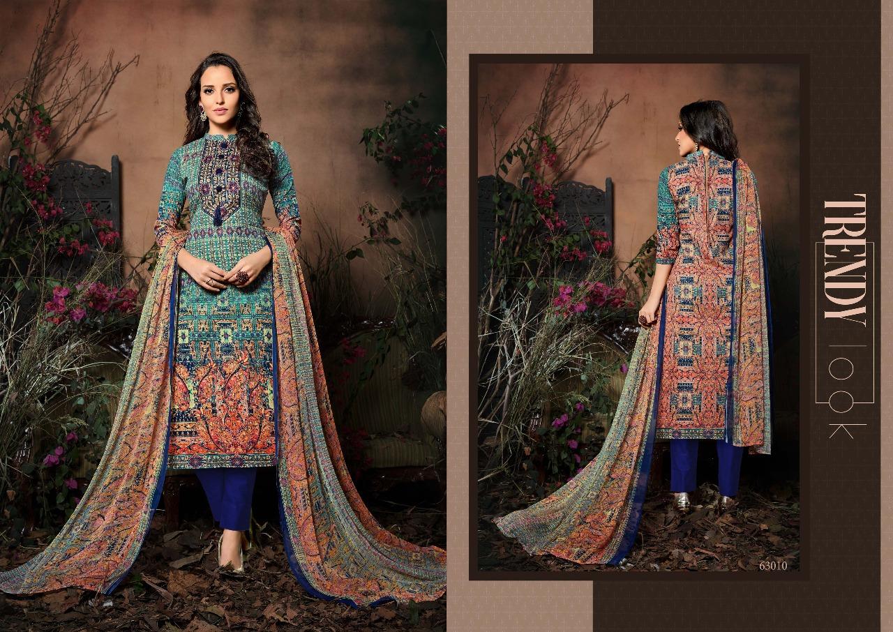 Sargam Prints Saher 63010
