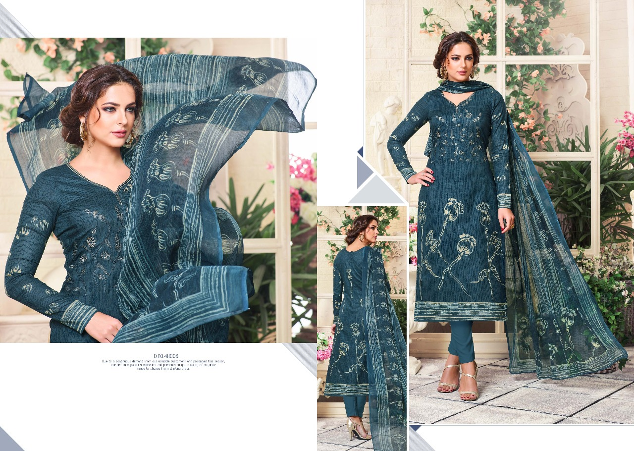 Sargam Prints Sadiyaa 48006