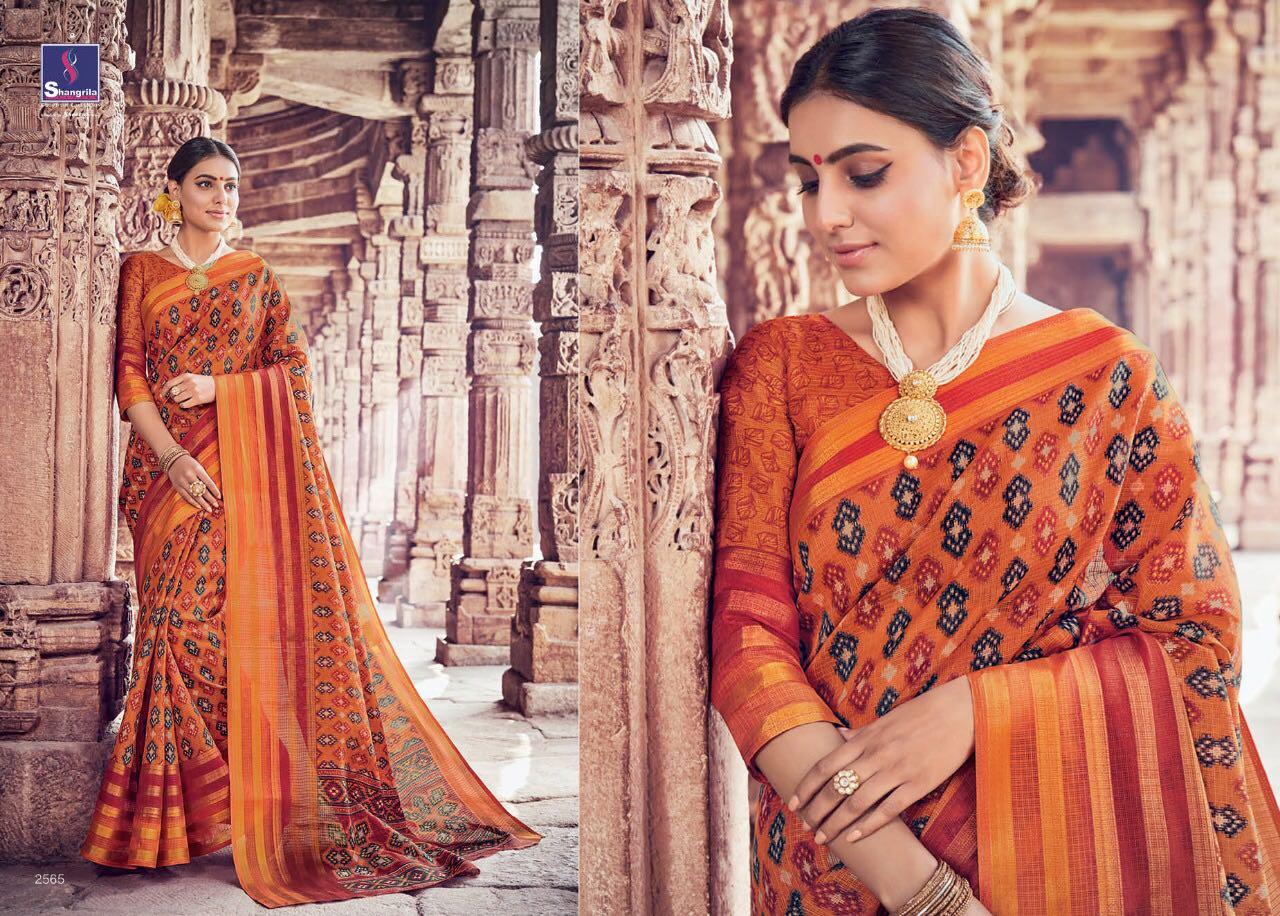 Shangrila Vanya Silk 2565