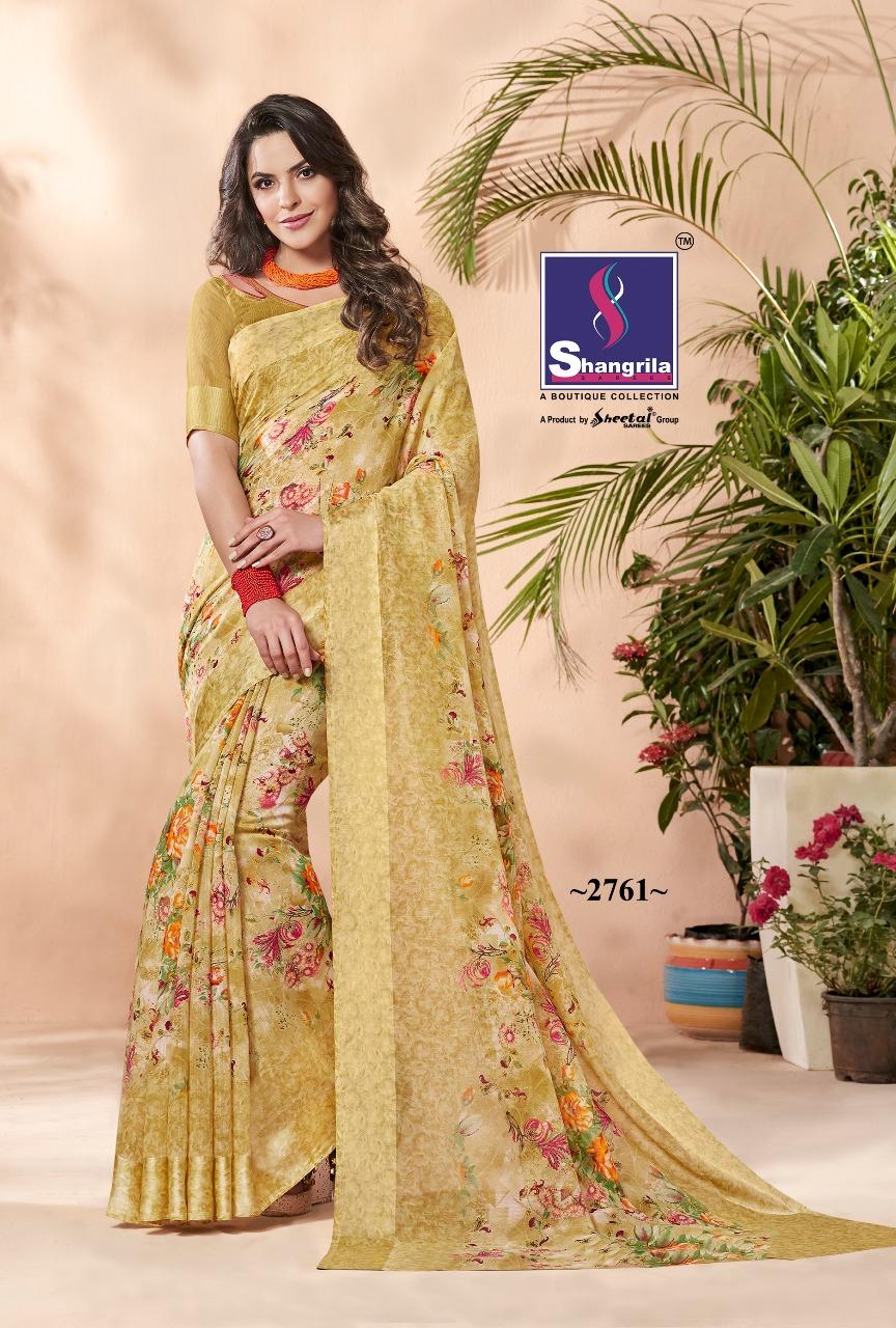 Shangrila Kanchana Cotton 2761